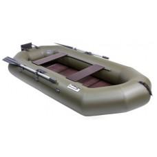 Лодка ПВХ Пеликан 268M (Слань Full и транец в комплекте)