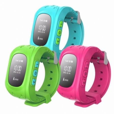 Детские умные часы smart baby watch с gps трекером