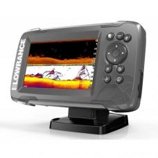 Эхолот-плоттер Lowrance HOOK2-5X GPS Splitshoot