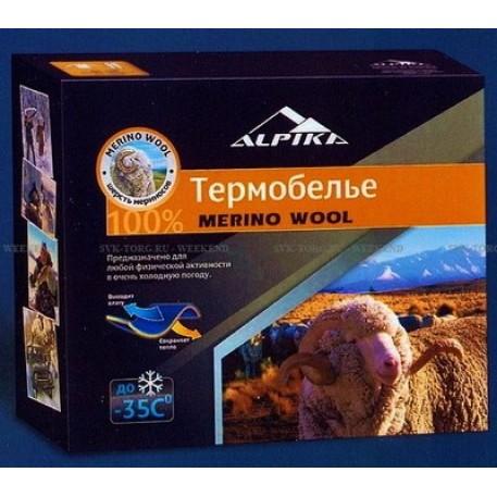"Термобельё ""MERINO Wool"""