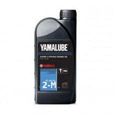 Масло Yamalube 2-M TC-W3 1л