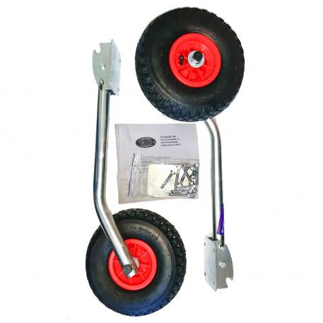 Транцевые колеса Удлиненные ТР