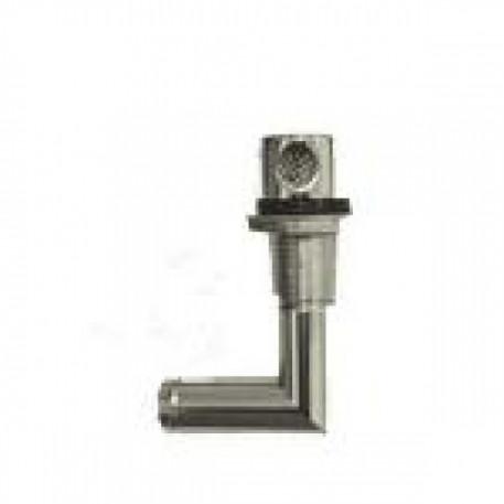 Горловина вентиляционная с угловым патрубком С11507