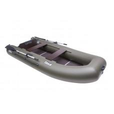 Лодка ПВХ Пеликан 295ТK (пайол+надувной киль)