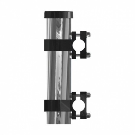 Держатель спиннинга на лере, 231х41 мм, нерж. сталь