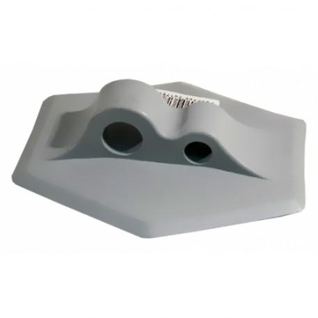 Крепление лееров безопасности PVC серое