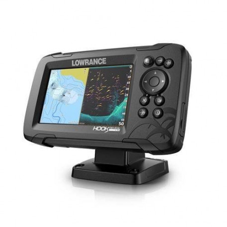 Эхолот Lowrance Hook Reveal 5 HDI 83/200