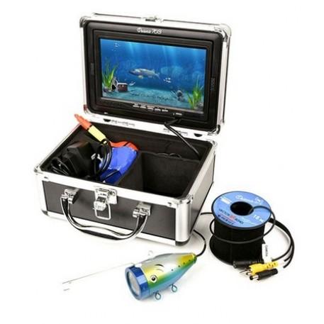 Подводная видеокамера Фишка 703 (запись)