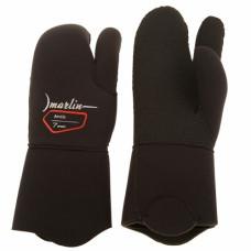 Перчатки трехпалые Arctic 7 мм