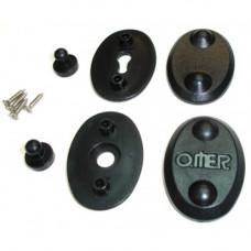 Пластиковая клипса для гидрокостюма Omer