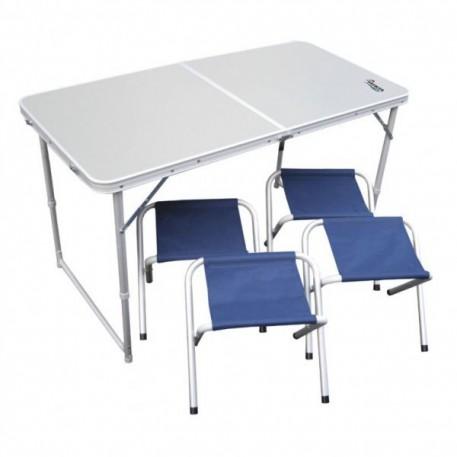 Набор мебели сталь (21407+21124)
